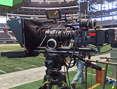 "17"" Large On-Camera Prompter"