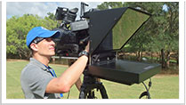 Dallas Prompter Teleprompters for Video