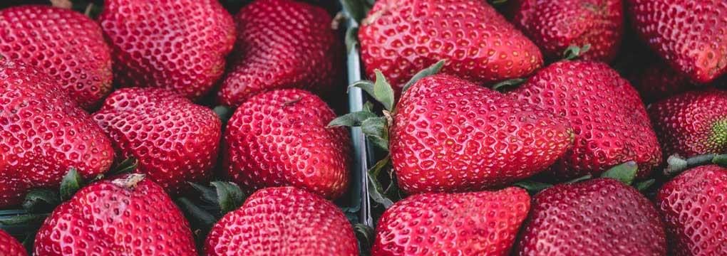 strawberry powered chip